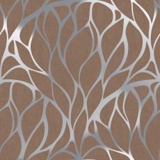 Velurové potahové látky s potiskem vzor 370963-2011