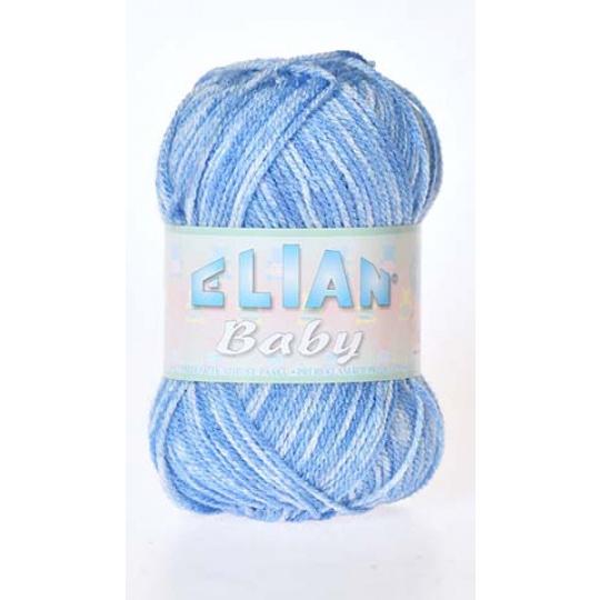 Pletací příze ELIAN BABY 706
