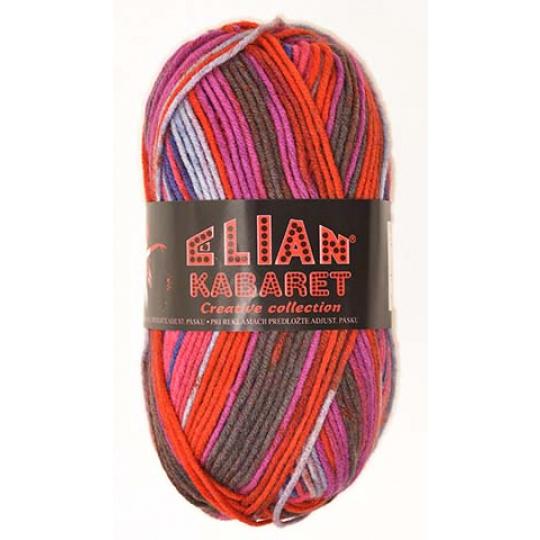 Pletací příze ELIAN KABARET 81053