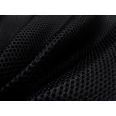 3D SÍŤOVINA PLETENÁ barva černá D580