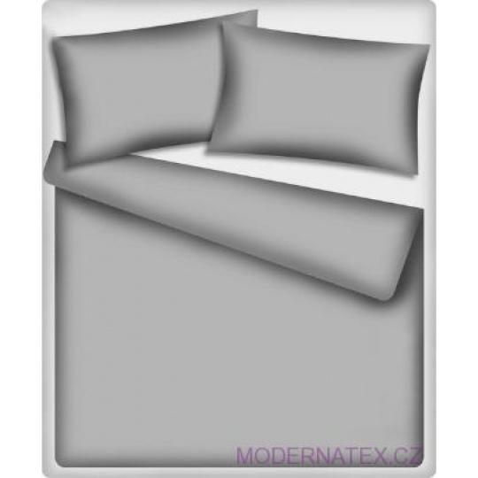 Jednobarevné bavlněné látky barva ŠEDÁ 540-3