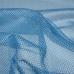 Síť polyesterová, Síťovina pro oděvů modrá - DZ-008-125  2mm x 2mm