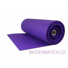 Technický filc 4 mm barva fioletová