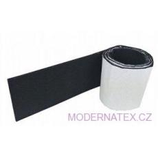 Fils samolepicí barva černá pásek 10 cm, 650 gr