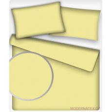 Jednobarevná bavlněná látka barva SV. ŽLUTÝ 35