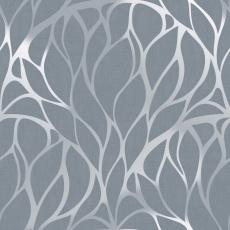 Velurové potahové látky s potiskem vzor 370963-2014