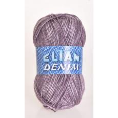 Pletací příze ELIAN DENIM 675