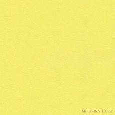 Bavlněný kepr BV NORD 160x233 ŽLUTÁ