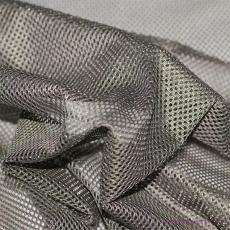 Polyesterová elastická síťovina barva tm oliva, 106 oko 2x2 mm