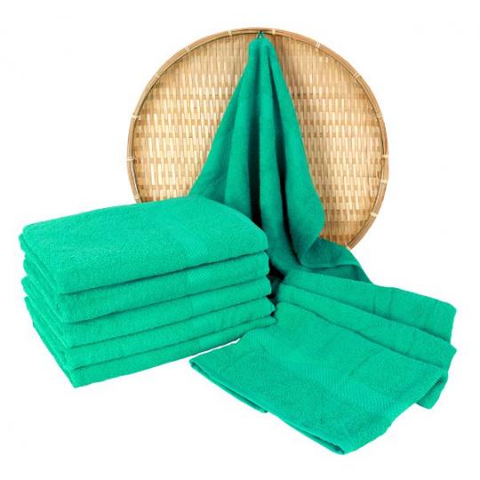 Darsi froté ručník 50x100 cm barva mátová