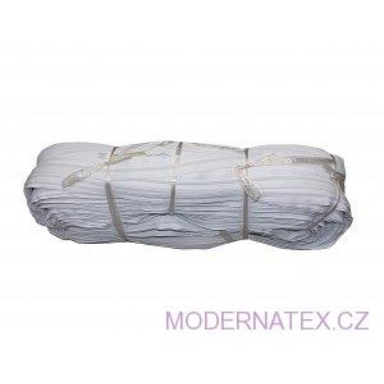 Zip spirálový bílý 3 mm (200 m)