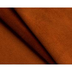 Velurová potahová látka Velluto 33 Rust