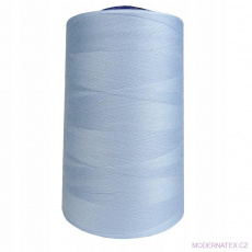 Nitě VIGA 120 do overloků 5000m barva sv. modrá 326