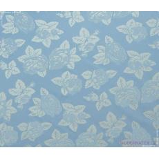 Sypkovina na polštáře a přikrývky modrá 220 cm