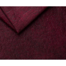Velurová potahová látka INFINITY 7 Ruby Red