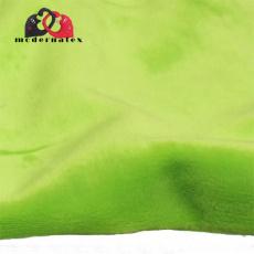 Minky mikroplyš jednobarevné barva seledin