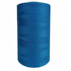 Nitě VIGA 80 do overloků 5000m barva modrá haber 1115