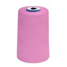 Šicí nitě VIGA 80 do overloků 5000m barva růžová 0106