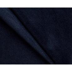Velurová potahová látka Velluto 37 Deep blue