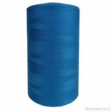 Nitě VIGA 120 do overloků 5000m barva modrá haber 264