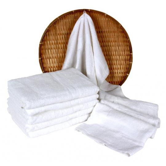 Darsi froté ručník 50x100 cm barva bílá