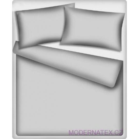 Jednobarevné bavlněné látky barva SV. ŠEDÁ 540-1