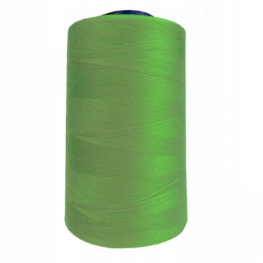 Nitě VIGA 80 do overloků 5000m barva zelená 0919