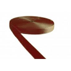 Polypropylénový popruh 25  mm sv. hnědá  (balení 50m)