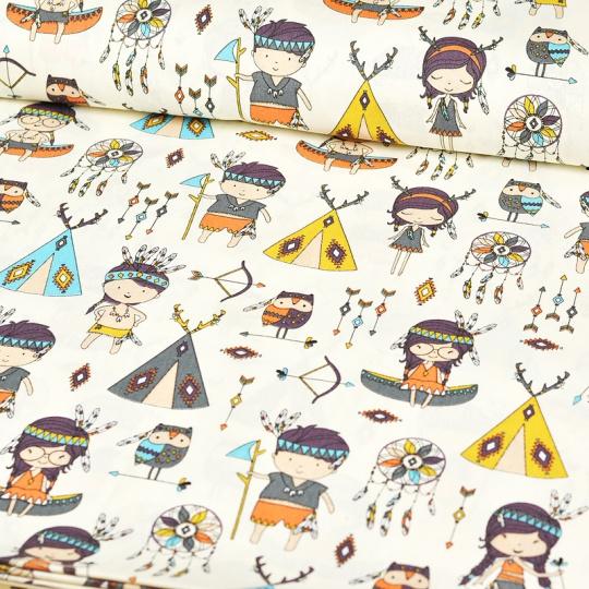Świąteczna tkanina bawełniana wzór 008