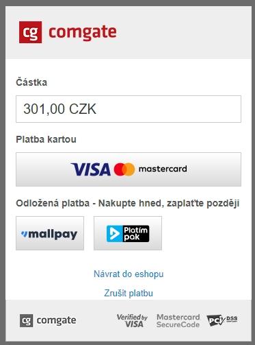 Odložená platba